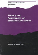 Theory and assessment of stressful life events