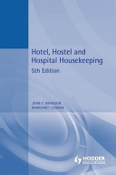 Hotel, Hostel and Hospital Housekeeping