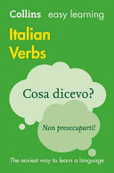 Easy Learning Italian Verbs