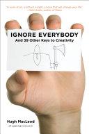 download ebook ignore everybody pdf epub
