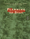 Planning to Stay