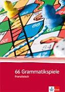 66 Grammatik Spiele Franz  sisch