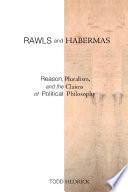 Rawls and Habermas