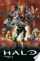 Halo Omnibus : of sarah palmer, the master chief back...