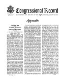 Congressional Record Proceedings And Debates Of The United States