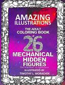 Amazing Illustrations Mechanical Hidden Figures