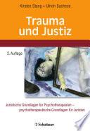 Trauma und Justiz