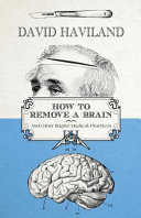 How to Remove a Brain Book Cover
