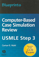 Blueprints Computer-based Case Simulation Review