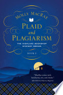 Plaid and Plagiarism  The Highland Bookshop Mystery Series
