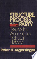 Structure  Process  and Party