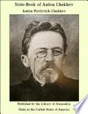 Note Book of Anton Chekhov