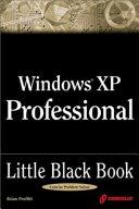 Windows XP Professional Little Black Book