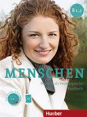 Menschen  B1 2  Kursbuch  Per le Scuole superiori  Con DVD ROM  Con espansione online