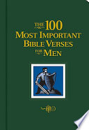 The 100 Most Important Bible Verses for Men