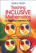 Teaching Inclusive Mathematics to Special Learners  K 6