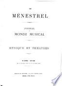 Le Ménestrel