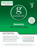 Geometry GRE Preparation Guide  1st Edition