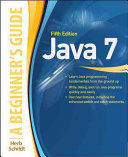 Java A Beginner S Guide 5th Edition