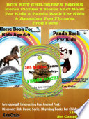Horses  Pandas  Frogs  Amazing Pictures   Facts On Wild Animals