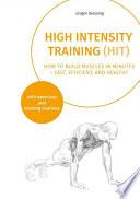 High Intensity Training (HIT)