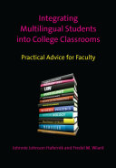 Integrating Multilingual Students into College Classrooms