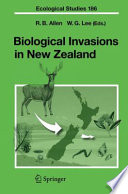 Biological Invasions in New Zealand Resident Biota Introduced Numerous Alien Organisms To
