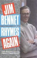 Jim Bennet Rhymes Again