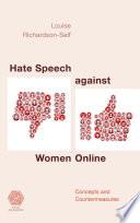 Hate Speech Against Women Online