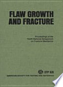 Flaw Growth and Fracture