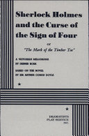 Sherlock Holmes and the Curse of the Sign of Four