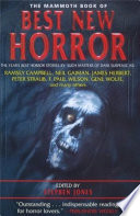 The Mammoth Book of Best New Horror 11