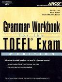 Grammar Workbook for the TOEFL Exam