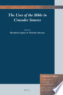 The Uses of the Bible in Crusader Sources