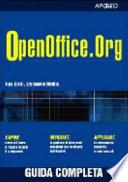 OpenOffice. Guida completa. Con CD-ROM