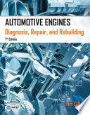 Automotive Engines  Diagnosis  Repair  Rebuilding