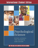 Psychological Science Fifth International Edition Ebook With Inquizitive And Zaps Folder