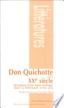 Don Quichotte au XXe si  cle