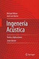 Ingenier A Ac Stica