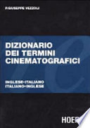 Dizionario dei termini cinematografici