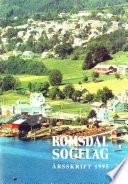 Romsdal Sogelag Årsskrift 1995