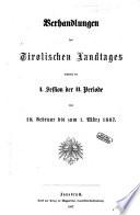 Stenographische Bericht
