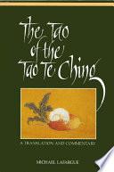 Tao of the Tao Te Ching  The