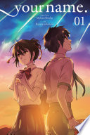 Your Name Vol 1 Manga