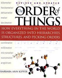 The Order Of Things : ...