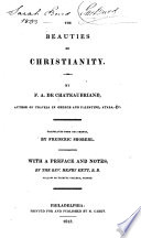 The Beauties of Christianity
