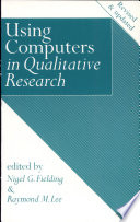 Using Computers In Qualitative Research book