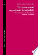 Terrorismus und organisierte Kriminalität