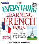 Everything Learning French Book