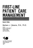 First Line Patient Care Management book